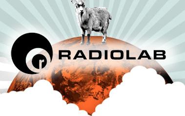 Radiolab - Rasant erzählte Wissenschaft