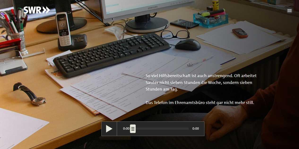 Screenshot JSeF 1